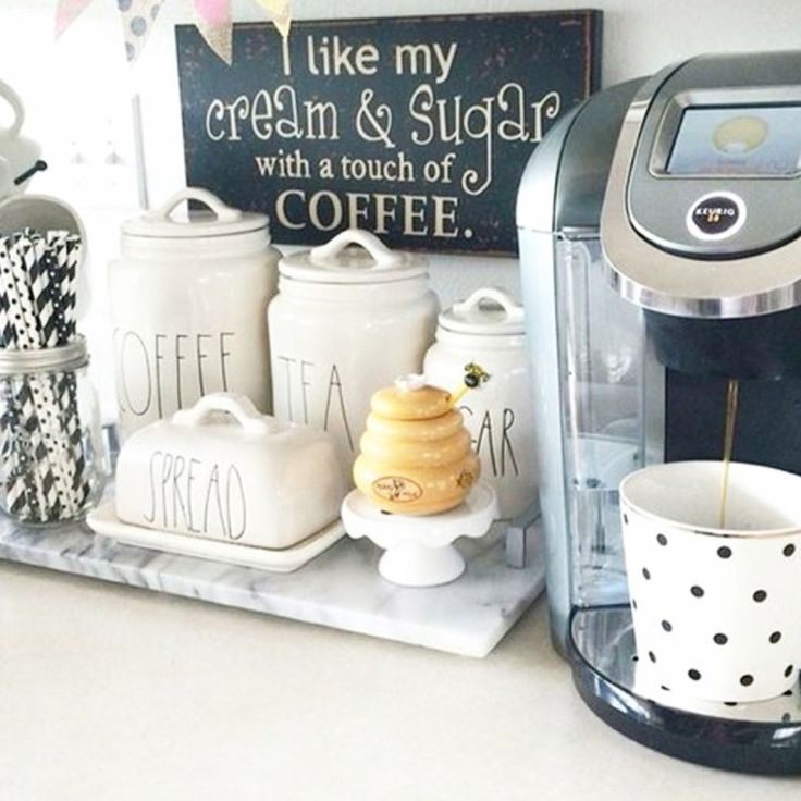 Best 25+ Coffee Area Ideas On Pinterest