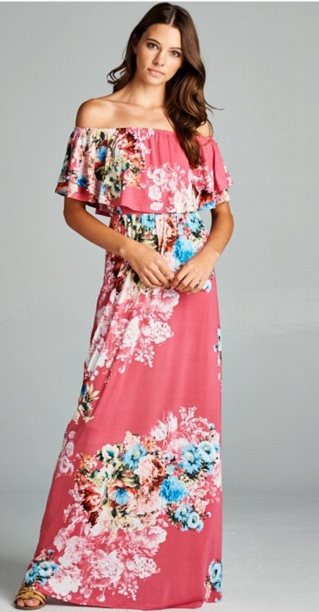 Southern Belle Maxi
