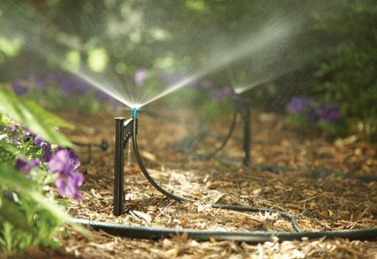 Casino irrigation supplies