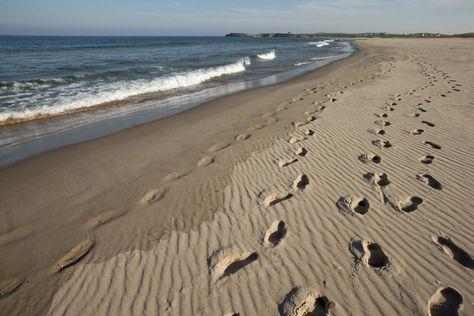 La plage de la Grande Échouerie, Iles-de-la-Madeleine, a été classée parmi les plus belles plages du monde par le National Geographic. (Photo Alain Roberge, La Presse)