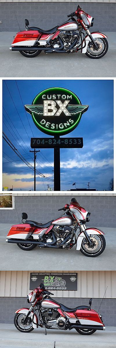 Motorcycles: 2012 Harley-Davidson Touring 2012 Custom Street Glide **Mint** Cvo Killer!! $14K In Xtras!! Hurry!! BUY IT NOW ONLY: $22907.34