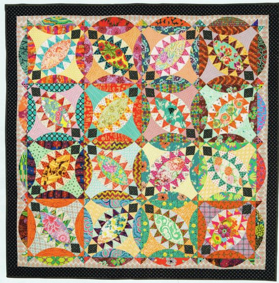 Pickled Fish quilt pattern