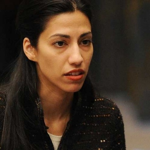 Where is Huma Abedin's Security Clearance Form?                                                                 WHY is a MUSLIM who has family ties to the MUSLIM BROTHERHOOD working with Hillary CLINTON as her CLOSEST aide?????        HOW WAS SHE CLEARED??????