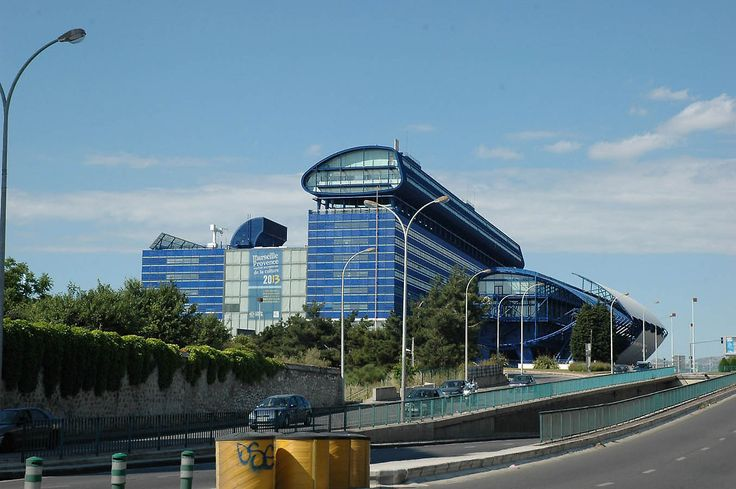 W. Alsop, J. Stormer , Marseille, Hotel du Departement