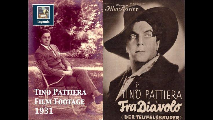 Tino Pattiera on Screen: Fra Diavolo (1931)