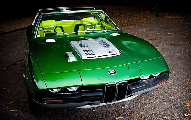 1969 BMW Spicup: Berton Bmw, Bmw 2800, 2800 Spicup, Berton Spicup, Convertible Coupe, Bmw Spicup, Concept Cars, Display Photo, 1969 Bmw