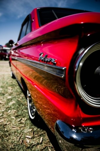 Ford falcon by Michael groth  #Ford  http://www.eagleford.co.za/