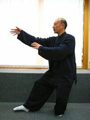 Chinese qigong practice for insomnia