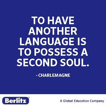 Learn Italian with #Berlitz.