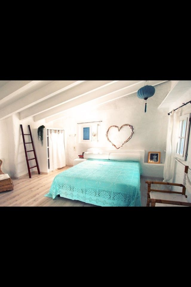 La habitaci n de una escultora menorquina hogar dulce for Wohnzimmer 4 x 8