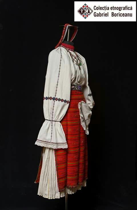 Romanian blouse. Gabriel  Boriceanu collection