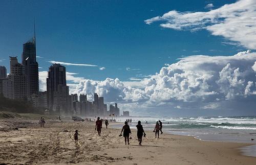 Broad Beach, Australia.