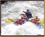 Clear Creek Rafting - The outer limits