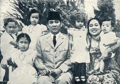 Sukarno & keluarga