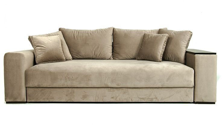 Björnen bäddsoffa i sammet. Soffa, sammet, smart förvaring, compact living, djup, säng, vardagsrum, sovrum, möbler, möbel, inredning.