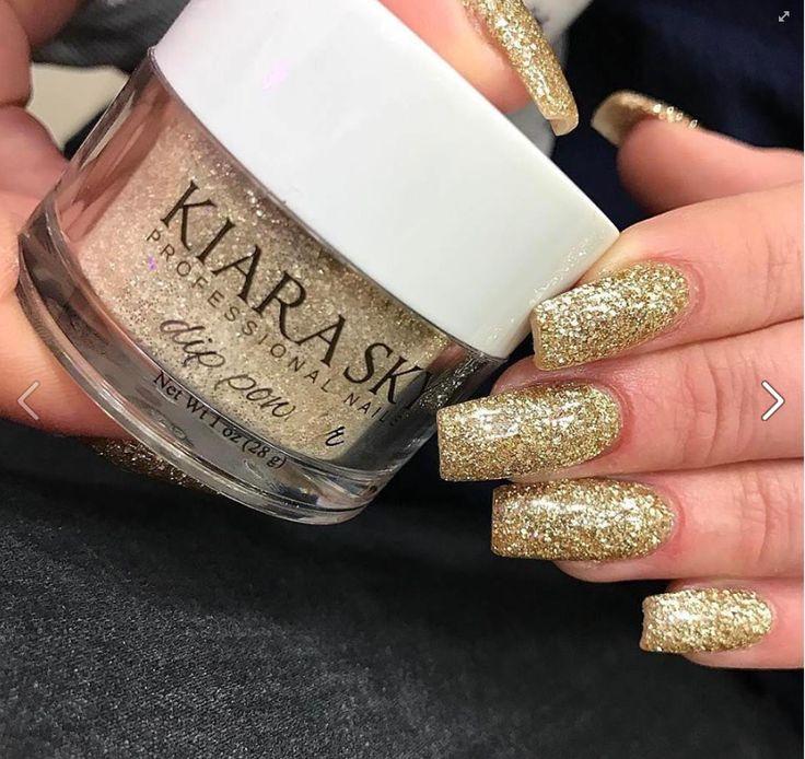 13 best Kiara sky dip powder images on Pinterest | Dipped nails, Dip ...