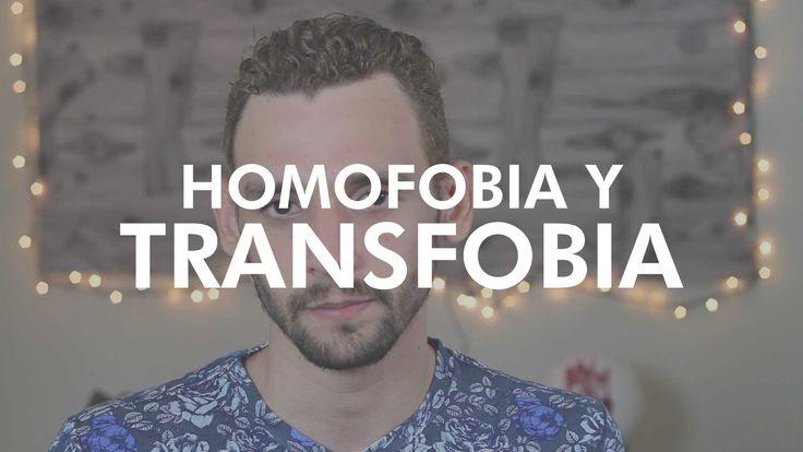 Feliz Día internacional contra la homofobia y la transfobia. [Me acabo de dar cuenta que es el 17 de Mayo, mala mía. Sin embargo el mensaje es el mismo.]
