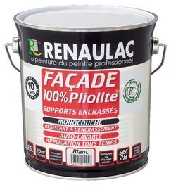 25 best ideas about peinture fa ade on pinterest for Peinture facade pliolite