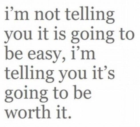 I keep telling myself this.  I'm determined!!
