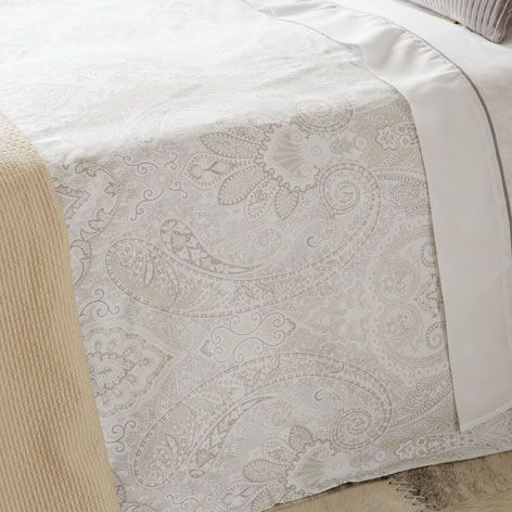 PAISLEY COTTON BED LINEN - Bed Linen - Bedroom | Zara Home United Kingdom