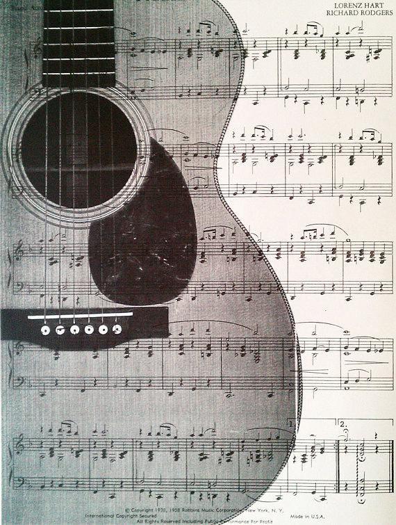 Check Out Aesthetic Acoustic Guitars 7803 Aestheticacousticguitars Vintage Guitars Dictionary Art Guitar Art