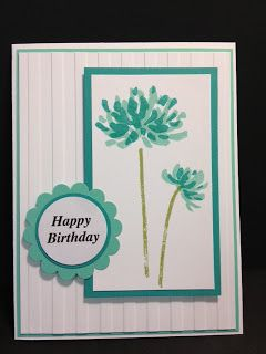 My Creative Corner!: Too Kind Birthday Card