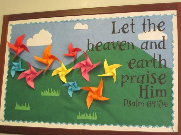 Boards, Church Bulletin Boards, School, Bible Verse Bulletin Boards ...