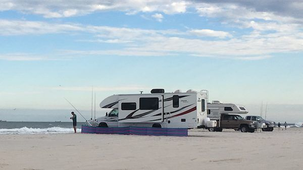 21 Best Rv Campgrounds On The Beach East Coast Guide Rvblogger Rv Campgrounds Beach Camping Rv Road Trip