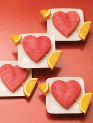 Cupid's Fruitful Arrows