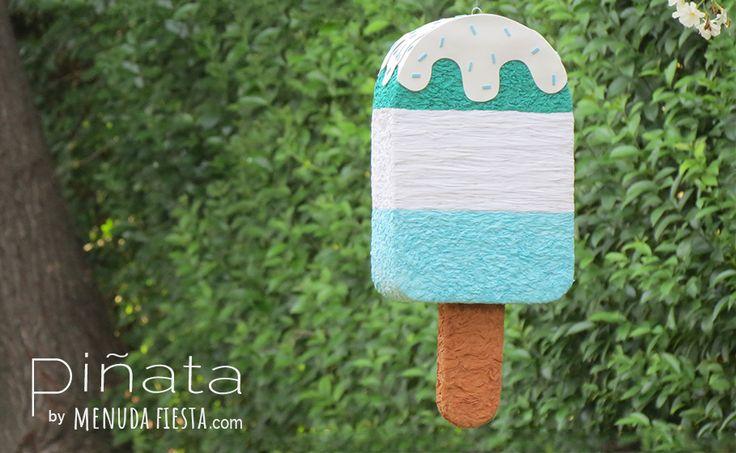 ¡Me derrito contigo!  🤤😋   #Piñata #Polohelado  #menudafiesta #piñartista #piñataespaña #piñataartesanal #piñatapolohelado