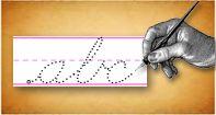 Cursvie Handwriting Workshsheet Practice