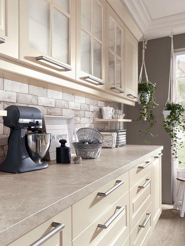 Küchenschränke sind das AO für ausreichend Stauraum in deiner Küche - küche landhaus weiß