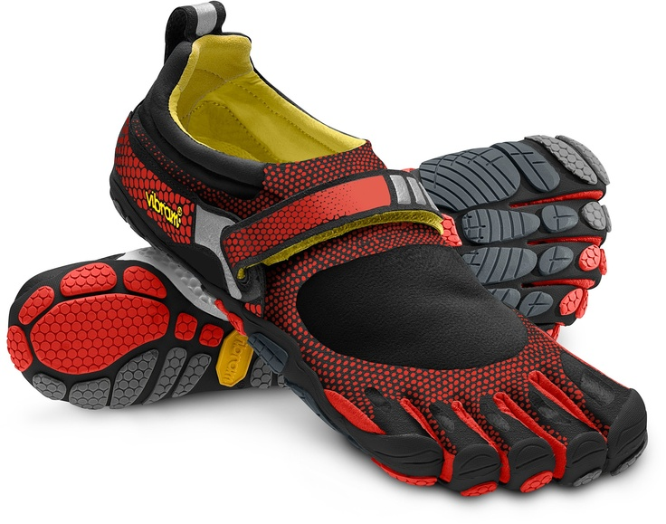 Vibram FiveFingers Bikila Running Shoes - Men's.... These are the exact ones that I own, and I love them! As a runner, they can give you better balance and flexibility. Vibrams also take pressure off of your knees so that you're not sore.