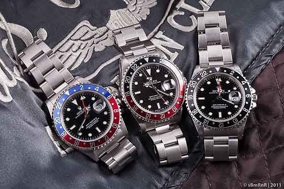 Rolex GMT-Master II Reference 16710