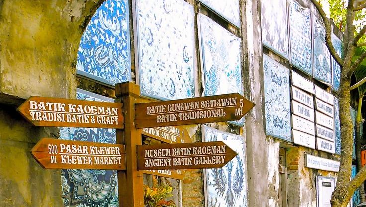 wisata batik kaoeman solo