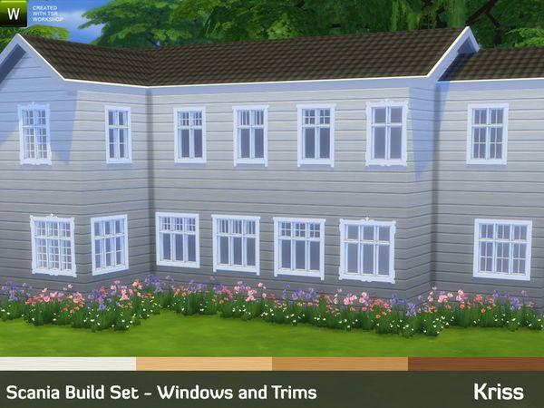 32 besten sims 4 windows and doors bilder auf pinterest fenster t ren und spiel. Black Bedroom Furniture Sets. Home Design Ideas