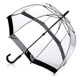 Lo que siempre quise de pequeña, un paraguas transparente...