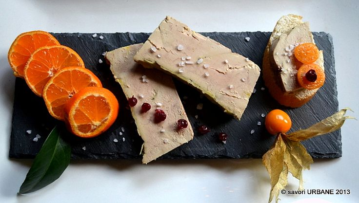 Savori Urbane | Terina de foie gras (ficat de gasca) | http://savoriurbane.com