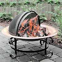 $232.90  (CLICK IMAGE TWICE FOR UPDATED PRICING AND INFO) Outdoor Fire Pit - Landmann 28472 - 30 Inch Copper Fire Pit.See More Outdoor Fire Pits at http://www.zbuys.com/level.php?node=3903=outdoor-firepits