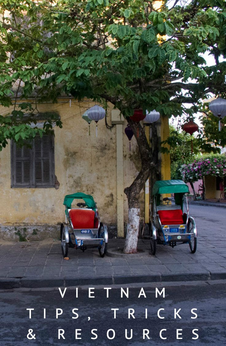 Best tips, advice, and resources for planning a trip to Vietnam