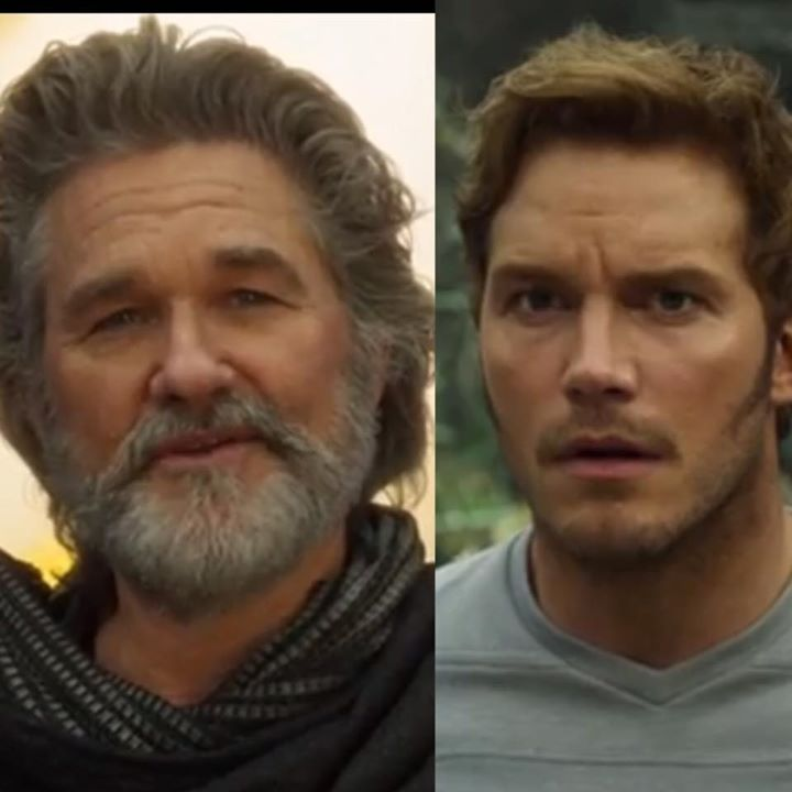 "According to GUARDIANS OF THE GALAXY VOL. 2 director James Gunn, the reveal that Ego the Living Planet is Peter Quill's father happens very early on in the movie. He also goes on to say that it's the ""core emotional relationship"" of the film.   https://twitter.com/jamesgunn/status/836967905514266624  (Tim Costello)"