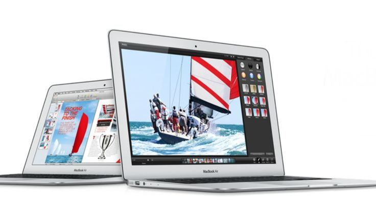 A new #Apple #MacBook Air could be hitting the shelves in April. #tech