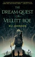 Vellitt's quest to find a former student who may be the only person who can save her community takes her through a world governed by a seemingly arbitrary dream logic in which she occasionally glimpses an underlying but mysterious order, a world ruled by capricious gods and populated by the creatures of dreams and nightmares.
