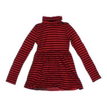 Striped Turtle Neck Tunic for Sale on Swap.com