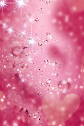 pink sparkle glitter