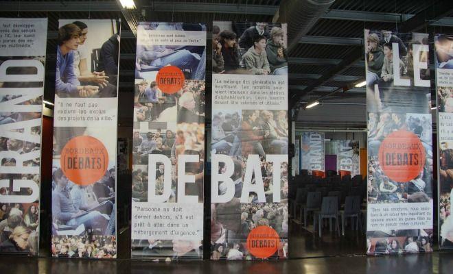 Forum social : la mairie de Bordeaux à la pointe sur les clauses d'insertion