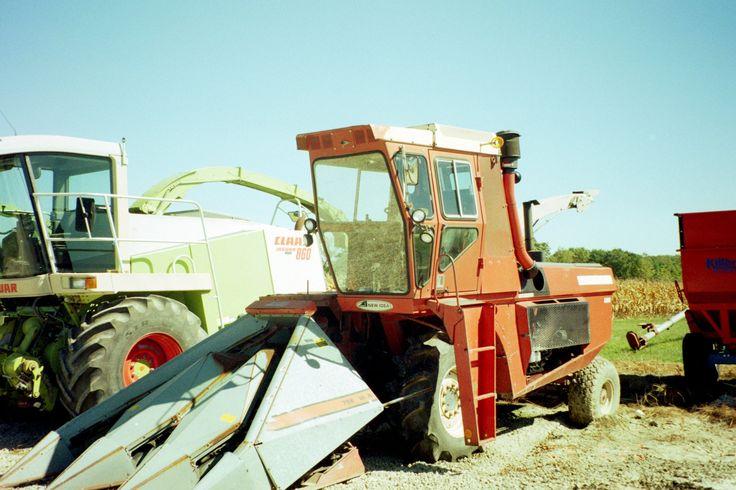 New Idea Uni-Chopper in K & L Tractor Sales, Fort Recovery,Ohio