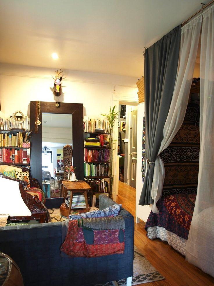 Natasha S Well Traveled Brooklyn Studio Apartment