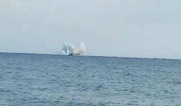 Aereo precipitato a Terracina | (Video) Loop fatale del pilota del caccia Eurofighter