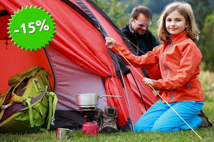 Fino al 6 luglio su Oliviero.it puoi acquistare tutti gli articoli da campeggio con un risparmio extra del 15%. Scopri il codice sconto da utilizzare: http://maxisconti.net/offerta/sconto-del-15-su-tutti-gli-articoli-da-campeggio/
